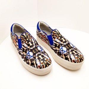{Ash} Jungle platform sneakers